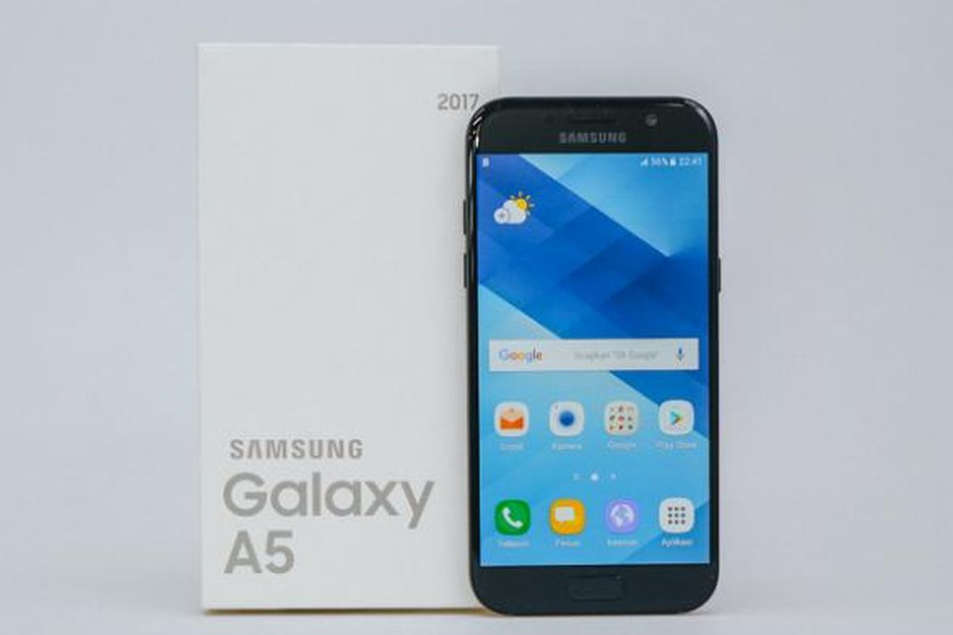 tekno galaxy a5 unboxing 10