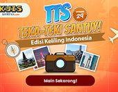 TTS - Teka Teki Santuy Ep. 29 Edisi keliling Indonesia
