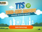 Game TTS : TTS - Teka - teki Santuy Ep 37 Edisi Ibukota Negara