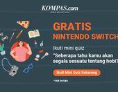 Quiz tentang Hobi Berhadiah Nintendo Switch