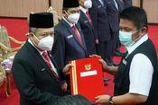 Bupati Terpilih Belum Ditetapkan Mendagri, Gubernur Sumsel Lantik 7 Plh