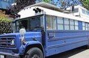 Mengubah Bus Sekolah Menjadi Rumah Idaman