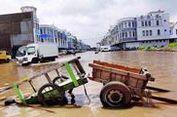 Dikepung Banjir, Jakarta Terancam Penyakit