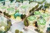 """Desain Pusat Kawasan Bisnis Paling """"Hijau"""" di Shanghai"""