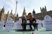 PM Inggris Angkat Nasib Muslim Rohingnya