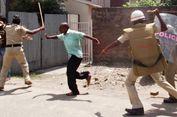 Warga Bihar Berunjuk Rasa Tragedi Makanan Beracun