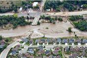 Upaya Penyelamatan Korban Banjir Colorado Dilanjutkan