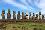 Patung-patung Easter Island Terancam Hancur