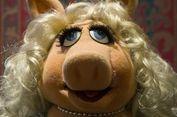 Miss Piggy Berkumpul dengan Kermit di Museum