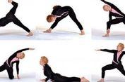 Meski Berusia 92 Tahun, Wanita Australia Tetap Kuat Melatih Yoga