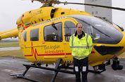 Pangeran William Selamatkan Gadis Cilik Korban Kecelakaan