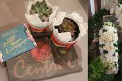 Central Department Store Rayakan Ulang Tahun Lewat Keindahan Bunga