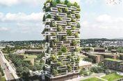 Swiss Hadirkan 'Hutan Vertikal' 117 Meter