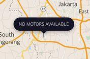 Sudah Resmi, Uber Motor Belum Beredar di Jalanan Jakarta
