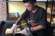 Sarapan di Roti Gempol & Kopi Anjis!!! yang Lagi 'Ngetren' di Bandung