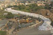 Mengerikan, Kota Beirut Disesaki Sampah Dua Juta Ton