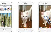 Tombol Rekam Instagram Stories Tak Perlu Ditahan Lagi