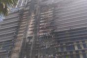 Agung Podomoro: Kebakaran Hanya Mengenai Fasad, Bukan Unit