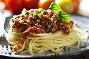 Jangan Nekat Pesan 'Spaghetti Bolognese' Saat di Italia