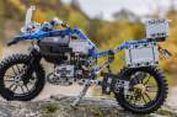 BMW R1200GS Mini Versi Lego