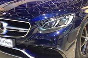 Mercedes-AMG S 63 Bertabur Puluhan Berlian