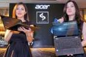 Duo Laptop Tertipis di Dunia dari Acer Resmi Masuk Indonesia