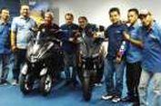 Aerox 155 dan Tricity Dikerubungi Komunitas Yamaha