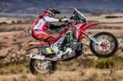 Termignoni, Teman Setia Honda di Dakar Rally