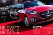 Tawaran Aksesori Generasi Baru Suzuki Swift