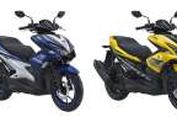 Buat Timang, Ini Spek Lengkap Yamaha Aerox 155