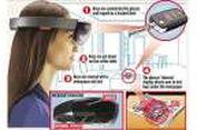 Kacamata Pintar 'Microsoft' Bisa Melacak Kunci Mobil