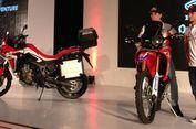 Honda Lepas CRF1000L dan CRF250Rally di Indonesia