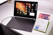 Laptop Yoga Book Resmi Masuk Indonesia, Harganya?