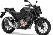 Moge Telanjang Honda 500cc 'Ganti Kulit'