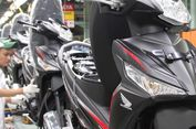 "Baju Baru ""Si Raja Bebek"" Honda Supra X 125 FI"