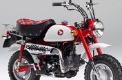 Lucunya Honda Monkey Edisi Khusus Setengah Abad