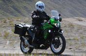 Lebih Pede Naik Motor Adventure Kawasaki 250 Cc