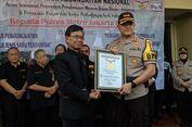 Tangkap 1.105 Preman dan 120 Kg Sabu-sabu, Polres Metro Jakbar Masuk Rekor Muri