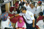 PT KAI Berangkatkan Kereta Mudik Gratis di Stasiun Pasar Senen