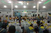 Pesawat Garuda Bermasalah, Ribuan Calon Jemaah Haji di Asrama Sudiang Makassar Terlantar