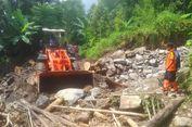 Selain Lumpuhkan Jalan, Longsor di Agam Hancurkan Ladang dan Irigasi Warga