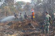 Kebakaran Lahan di Pekanbaru Meluas, Pemadaman Sulit Dilakukan