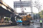 Ada Evakuasi Kepala Truk Pertamina, Arus Lalin Jalan Jendral Ahmad Yani Padat