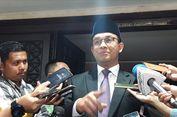 Anies Bilang Tak Punya Kewenangan untuk Desak Pemilihan Wagub