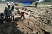 Ditemukan Reruntuhan Diduga Ruang Tamu Istana Kesultanan Banten