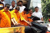 Penjual Soto dan Kuli Bangunan Ditangkap atas Kasus Curanmor