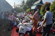 Sekolah Disegel, Ratusan Siswa SD di Bengkulu Belajar di Jalan