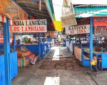 Memenuhi Tuntutan Lambung di Los Lambuang