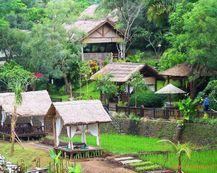 Makan Enak di Tengah Alam dan Tradisi Malang, Taman Indie Tempatnya