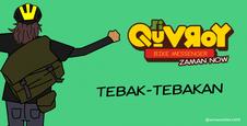 Si Quvroy - Tebak-tebakan